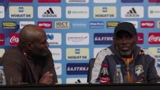 Ибраим Камара: мы знали, что сборная России - очень сильная команда