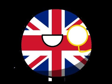 Countryballs Uk With Hat And Monocle 5u6zenlld By Abhinavc