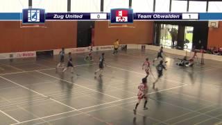 Goalshow U14 | Jona Flames - Ad Astra Sarnen 1:7 & Zug United - Ad Astra Sarnen 1:8