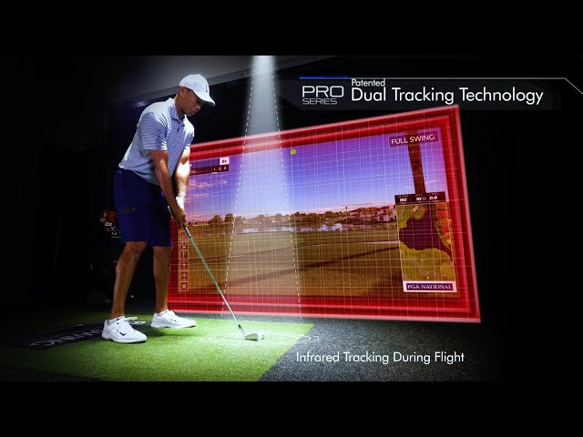 Full Swing Pro Series Technology with Tiger Woods