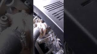 Mercedes CL500 W140 : moteur qui claque