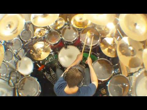 The Corrs - Toss the feathers - Drum cover by Daniel Adolfsson