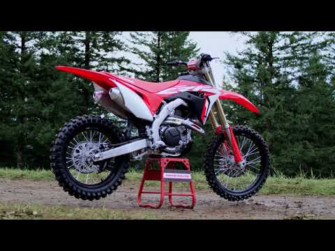New 2019 Honda CRF450RX -  The Ultimate Enduro Weapon