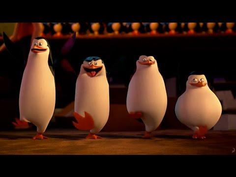 шкипер пингвин мультики все серии