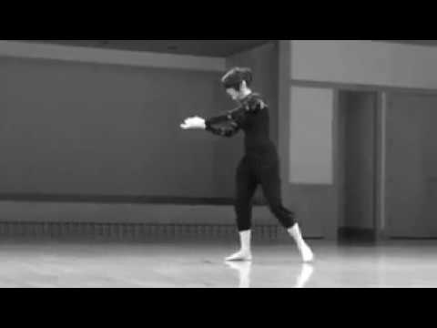 Willow Chang BUTOH-modern dance On Shore: Surrender pt. 1