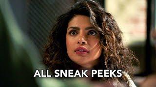 """Quantico 3x06 All Sneak Peeks """" Heaven's Fall"""" (HD) Season 3 Episode 6 All Sneak Peeks"""