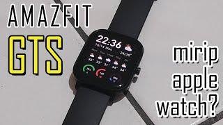 Gambar cover Smartwatch terbaru dari amazfit! (Unboxing & Hands-On) AMAZFIT GTS Rp.1.899 Juta