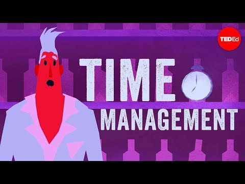 Organization And Time Management Lessons Ted Ed