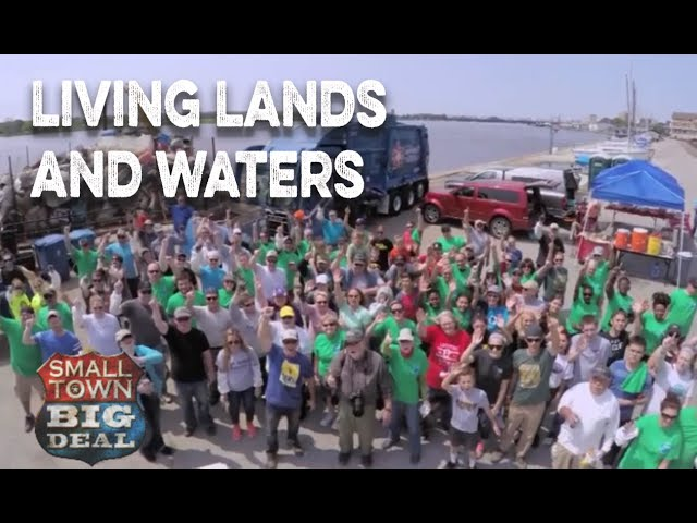 Living Lands and Waters