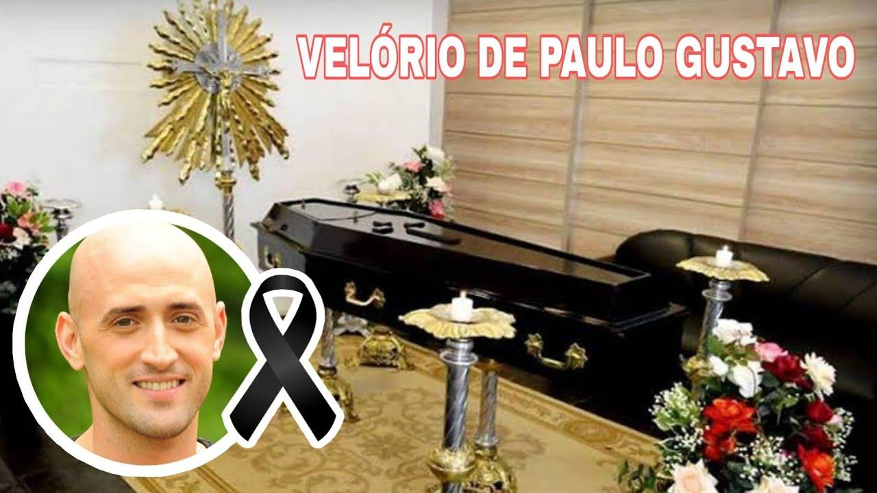 Download Velório de PAULO GUSTAVO velado no Teatro Municipal do Rio de Janeiro #PauloGustavo