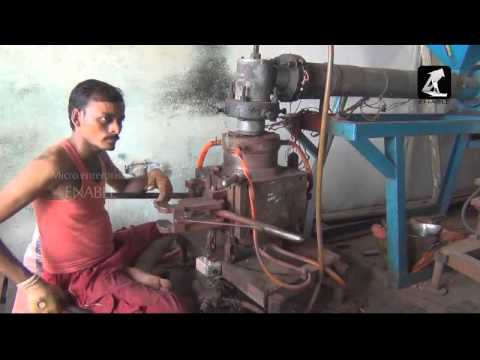 Plastic Pots Manufacturing - Business Video(Telugu)