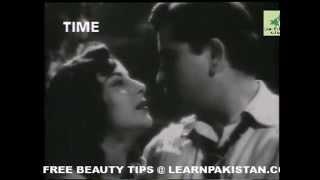(चोरी चोरी, چوری چوری) Aaja Sanam Madhur Chandni Mein Hum