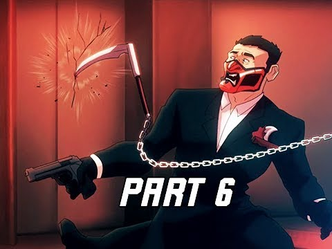 AGENTS OF MAYHEM Walkthrough Part 6 - AGENT ONI (Let's Play Gameplay Commentary)