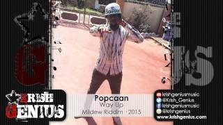 Popcaan - Way Up (Raw) Mildew Riddim - April 2015