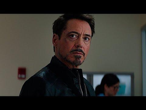Отрывок из фильма: Первый мститель: Противосстояние. Ты бы хоть на время,засунул в задницу своё эго.