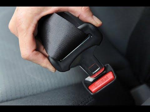 Cómo Cambiar Los Cinturones De Seguridad De Mi Carro - YouTube