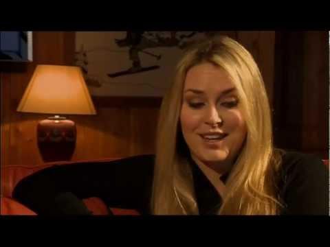 Lindsey Vonn interview