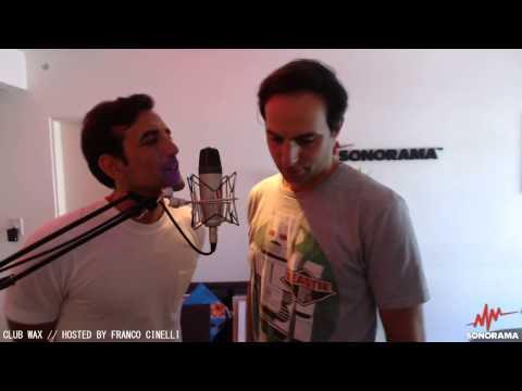 Radioshow: CLUB WAX // Franco Cinelli
