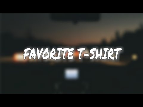 Jake Scott - Favorite T-shirt (Acoustic) Lyrics