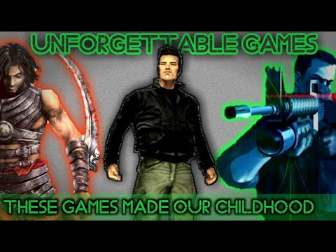 Top 5 Unforgettable Games | Games Which Is Impossible To Forgot