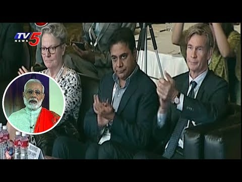 World IT Congress Meet Inaugurated By PM Modi In Hyderabad | TV5 News