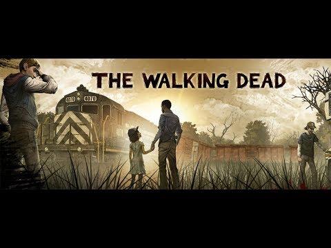 The Walking Dead Walkthrough Episode Three - Long Road Ahead