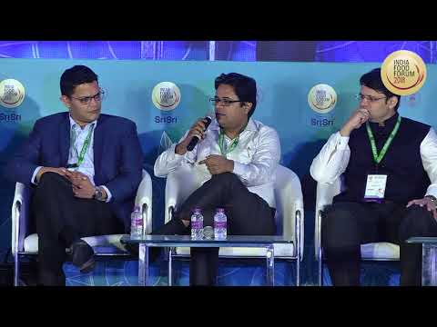 INDIA FOOD FORUM 2018 - THE FOOD CEOs MAGAPOLIS (PART-3)