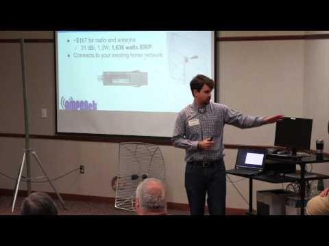 HamWAN Memphis Metro Tri-State Repeater Association Presentation, Nov 14