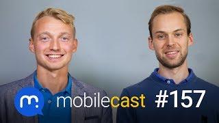 mobilecast #157: nový Apple iPad Pro, OnePlus 6T nebo Xiaomi Mi MIX 3