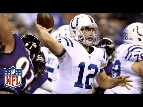 Every Andrew Luck Throw from Week 2 | 2016 NFL Preseason Highlights