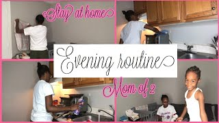 Evening routine | Stay at Home mom