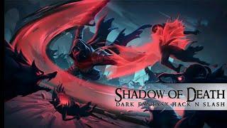 Shadow of Death :Dark knight - Stickman Fighting Game World screenshot 5