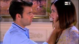 Pasion Prohibida Bianca  e Bruno interrotti da Nina puntata 88
