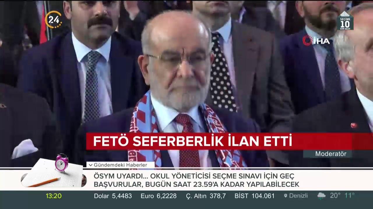 ABD'ye kaçan FETÖ'cü Ekrem Dumanlı CHP ve İyi Parti ittifakı için oy istedi