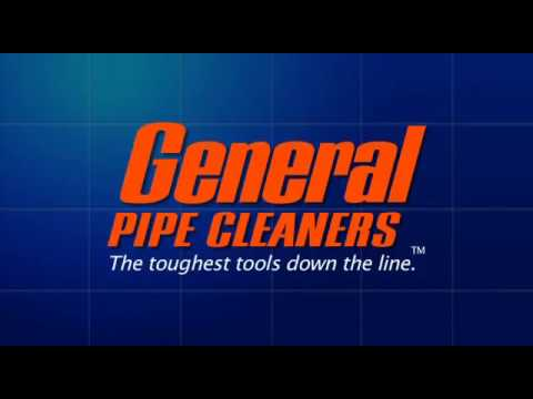 How To Clear Clogged Drains Fast With The Kinetic Water Ram From General  Pipe Cleaners