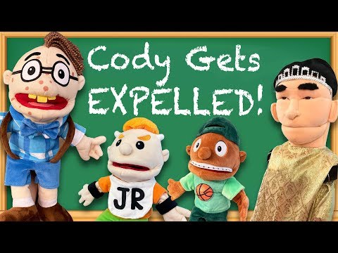 SML Movie: Cody Gets Expelled!