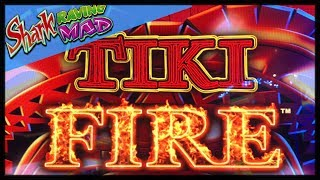 Shark Raving Mad 🐟 Tiki Fire 🔥 The Slot Cats 🎰😺😸