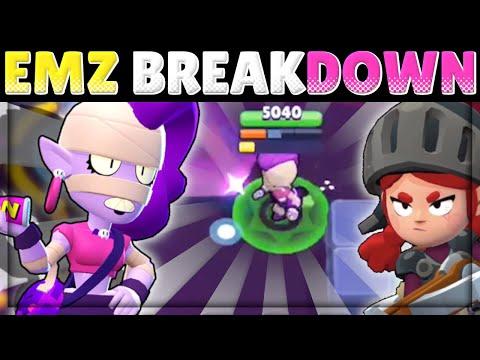 COMPLETE EMZ Breakdown! | 2 NEW Modes, 4 NEW Skins, Balance Changes, & More! | Brawl Talk Analysis