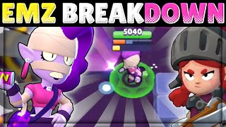 COMPLETE EMZ Breakdown! | 2 NEW Modes, 4 NEW Skins, Balance Changes, & More! | Brawl Talk Analysis