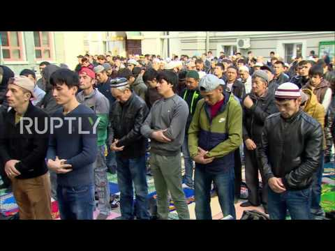 Russia: Grand Mufti of Russia condemns extremism on Eid al-Adha
