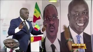Idrissa Seck defie Macky Sall dans Kouthia Show du 21 Fevrier 2019