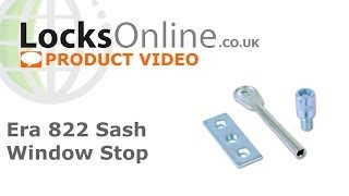 Era 822 Window Sash Lock    LocksOnline Product Review