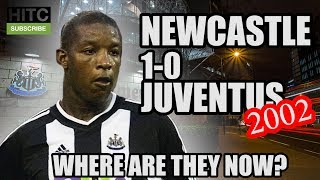 Newcastle 1-0 Juventus - Where Are The Magpies' Starting XI Now?