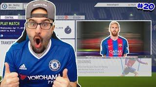 MASSIVE TRANSFER OFFER FOR MESSI!! - FIFA 18 Chelsea Career Mode #20