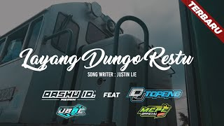 Roso Sayang Iki Ra Biso Lali ‼️ LDR ( Layang Dungo Restu ) - DJ Topeng x Oashu id Remix