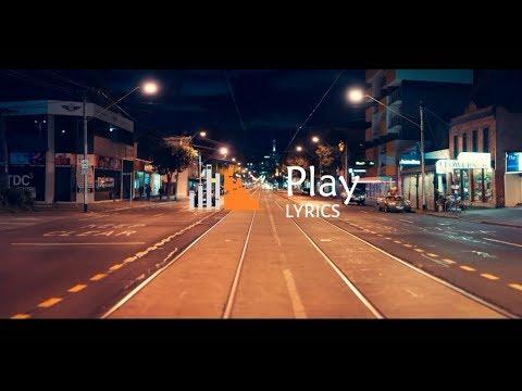 The Script - Rain (Official Lyric Video)
