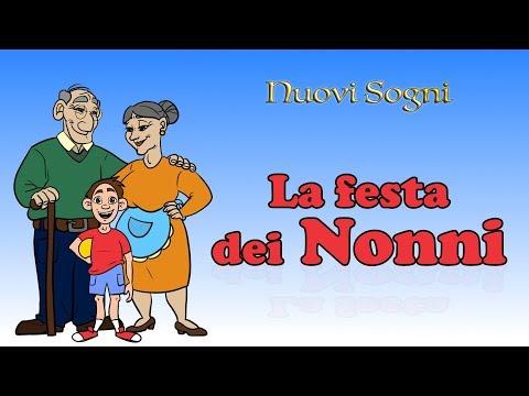 La festa dei nonni - Canzoni per bambini - I nonni