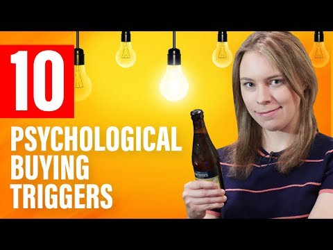 10 Psychological Triggers to MAKE PEOPLE BUY From YOU! (How to Increase Conversions) Sales Tricks