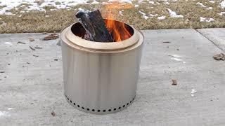 Review: Solo Stove Lite Vs Solo Stove Bonfire ... - Solo Stove Ranger Fire Pit