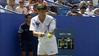 US Open Tennis: Michael Stich Career Highlights